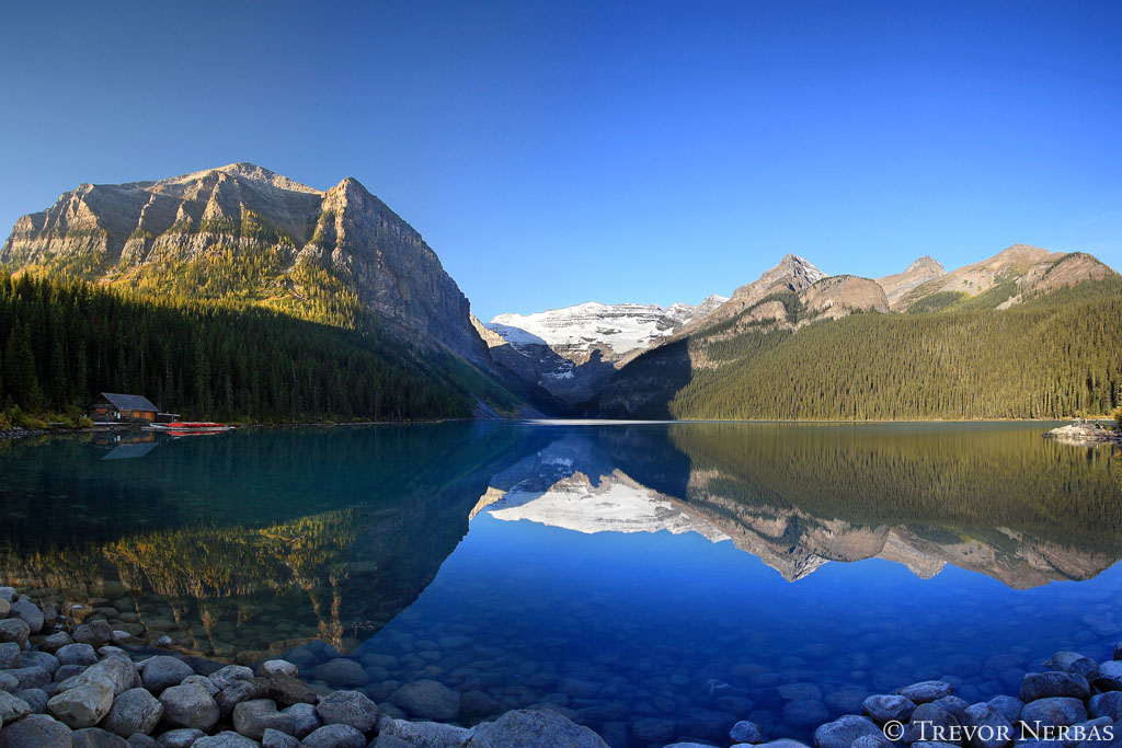 Lake Louise (AB) Canada  city photos gallery : Photo of lake louise reflections alberta canada canadian rockies banff ...
